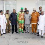 Kumbit Global Limited pays a Courtesy Visit to Former President Olusegun Obasanjo